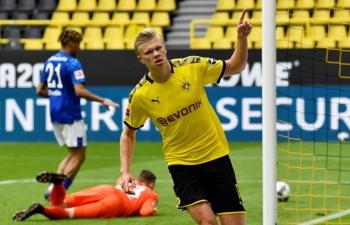 Toàn cảnh ngày Bundesliga trở lại sau Covid-19