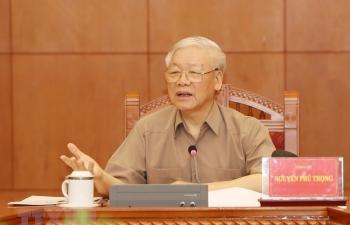Tổng Bí thư đốc thúc xử lý nghiêm sai phạm vụ Nhật Cường, VEC và 3 đại án