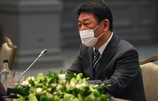 Pháp, Nhật Bản quan ngại về các hành động của Trung Quốc ở Biển Đông