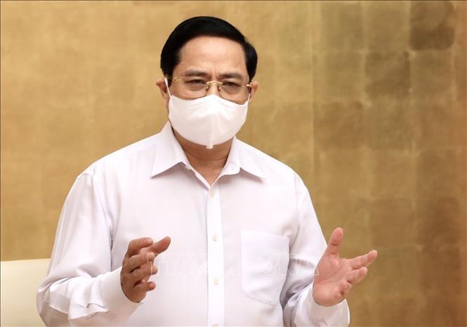 Thủ tướng Phạm Minh Chính: Tăng cường công tác tuyên truyền, định hướng hoạt động truyền thông