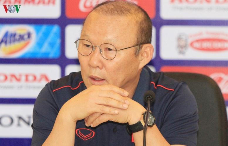 """Đây! Lý do HLV Park Hang Seo gọi Trọng Hoàng dự King""""s Cup 2019"""