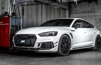 Ngắm bản độ của ABT Sportsline dành cho Audi RS5 Sportback