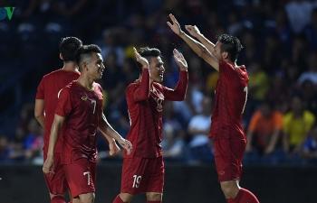 ĐT Việt Nam – Curacao: Chào đón tân vương King's Cup 2019