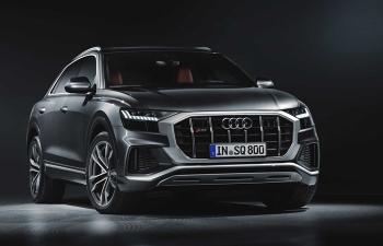 Audi ra mắt phiên bản hiệu suất cao SQ8 của mẫu SUV thể thao Q8