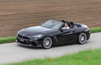 BMW Z4 trở nên thể thao hơn khi qua tay nhà độ Dähler