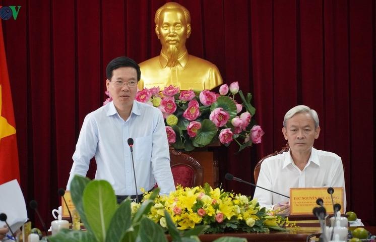 Ông Võ Văn Thưởng: Đồng Nai đã có bài học đau xót về công tác cán bộ