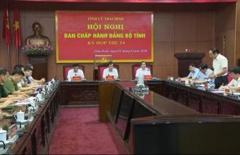 Ông Ngô Đông Hải được bầu giữ chức Bí thư Tỉnh ủy Thái Bình