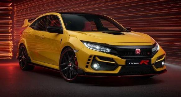 """Honda Civic Type R Limited Edition """"cháy hàng"""" trong 4 phút"""