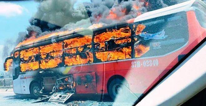 Liên tiếp xảy ra các vụ cháy xe, Cục Đăng kiểm ra khuyến cáo