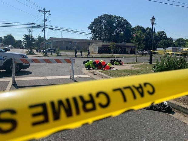 Xả súng tại Mỹ khiến 3 người chết, 11 người bị thương