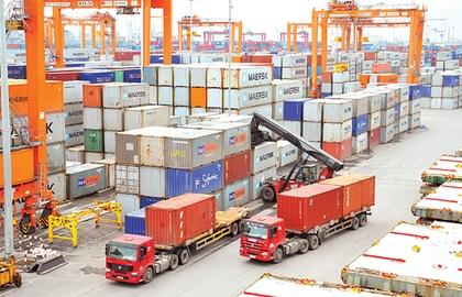 Xuất khẩu tăng trưởng cao bất chấp dịch bệnh