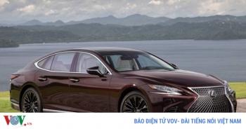 Lexus LS 500 2020 với phiên bản Inspiration Series