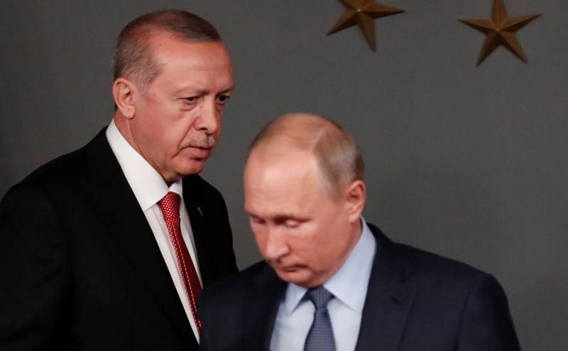 bai toan dau dau cua tong thong tho nhi ky o idlib syria