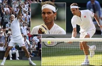 Bán kết Wimbledon: Federer đã khuất phục Nadal như thế nào?