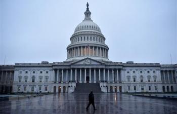 Hạ viện Mỹ ngăn chặn ông Trump có hành động chiến tranh nhằm vào Iran