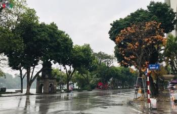 Dự báo thời tiết hôm nay: Miền Bắc có mưa dông, đề phòng lốc, sét