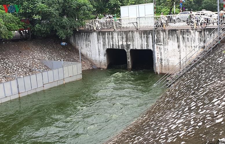 Hà Nội lên tiếng về kết quả thí điểm làm sạch sông Tô Lịch bị thay đổi
