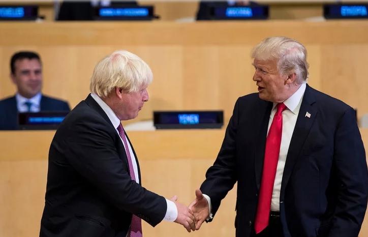 Anh - Mỹ nhất trí sẽ thảo luận sớm nhất về Thỏa thuận thương mại tự do