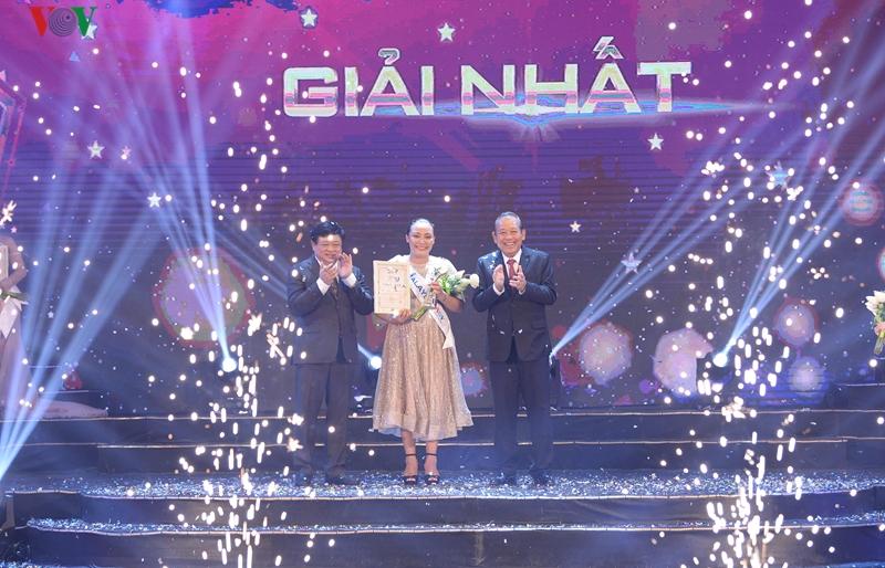"""Toàn cảnh đêm Chung kết ấn tượng cuộc thi """"Tiếng hát ASEAN+3"""""""