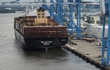 Mỹ thu giữ 13 tấn cocaine trên vùng biển Thái Bình Dương