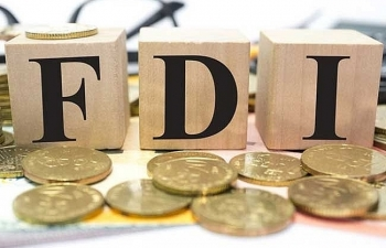 Vốn FDI vào Việt Nam giảm 13%
