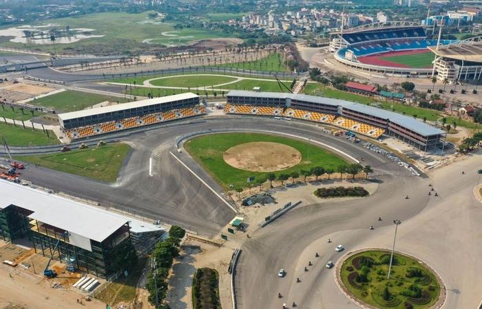 Hà Nội sẽ tổ chức giải đua xe F1 vào cuối tháng 11/2020