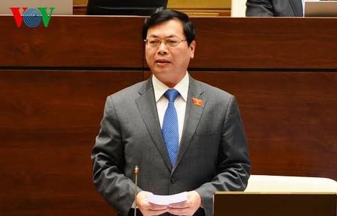 Khởi tố ông Vũ Huy Hoàng - cựu Bộ trưởng Bộ Công Thương