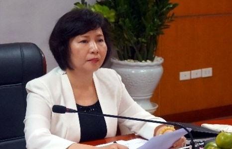 Khởi tố cựu thứ trưởng Bộ Công Thương - Hồ Thị Kim Thoa