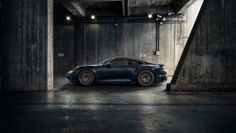 porsche ra mat 911 turbo va turbo cabriolet hinh 6