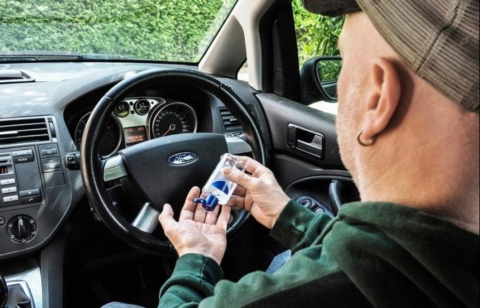 Dung dịch sát khuẩn có thể ảnh hưởng tới nội thất ô tô