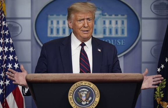 Đảng dân chủ lo Tổng thống Trump không công nhận kết quả bầu cử 2020