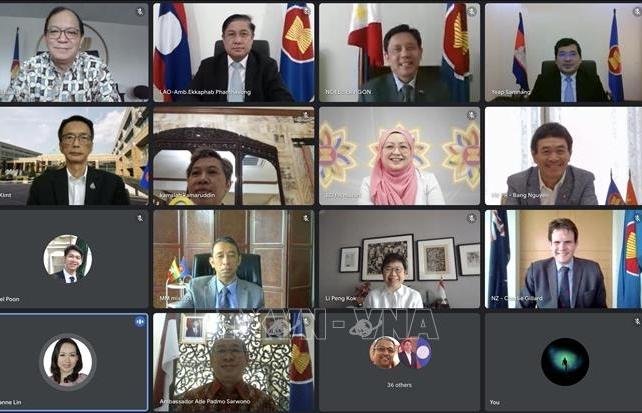 Tăng cường quan hệ đối tác chiến lược ASEAN - New Zealand