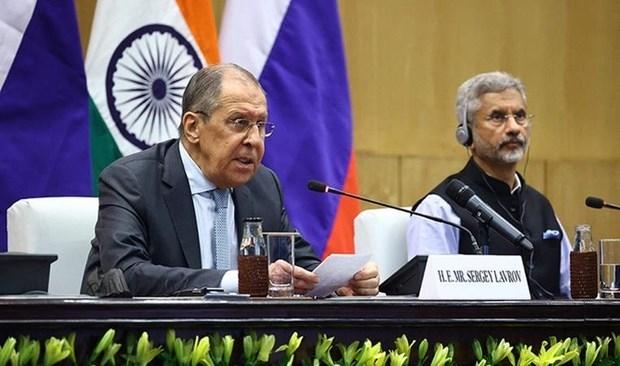 Lợi ích của mối đặc quyền giữa Nga và Ấn Độ
