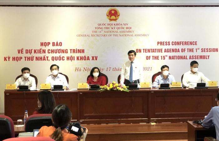 Phương án cho các đại biểu từ vùng dịch về dự kỳ họp thứ nhất, Quốc hội khóa XV