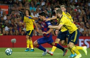 Không Messi, Barca vẫn giành Cúp Joan Gamper
