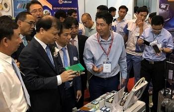 Khai mạc 2 triển lãm về công nghệ chế tạo và công nghiệp hỗ trợ
