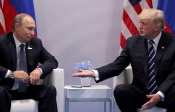 """Đề xuất đưa Nga trở lại G7, ông Trump tung """"lựu đạn ngoại giao""""?"""