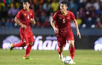 Danh sách 27 cầu thủ ĐT Việt Nam được triệu tập cho trận gặp Thái Lan