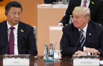 """Mỹ tăng thuế """"khủng"""" với 550 tỷ USD hàng nhập từ Trung Quốc"""