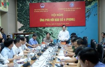 Bão số 4 giật cấp 11 đổ bộ Thanh Hóa - Quảng Bình chiều 30/8, mưa rất to