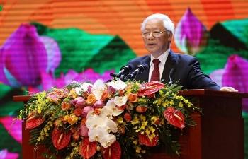 Toàn văn phát biểu của Tổng Bí thư, Chủ tịch nước tại Lễ Quốc gia 50 năm Di chúc Bác Hồ