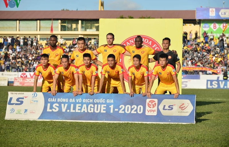 het kinh phi clb thanh hoa chuyen cong van xin bo v league 2020