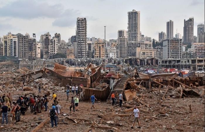 Tiết lộ về con tàu mang 2.750 tấn hóa chất gây nổ kinh hoàng ở Lebanon