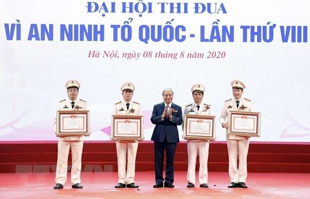 Thủ tướng dự Đại hội