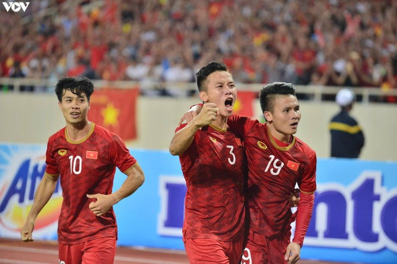 vong loai world cup bi hoan, dt viet nam khong da tran chinh thuc nao nam 2020 hinh 1