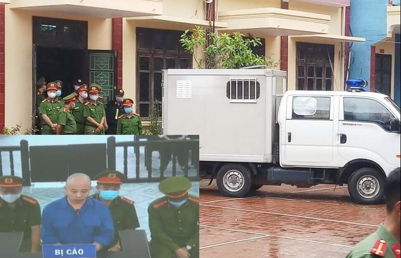 """Xét xử Nguyễn Xuân Đường: Bị cáo khai """"đánh theo phản xạ"""""""