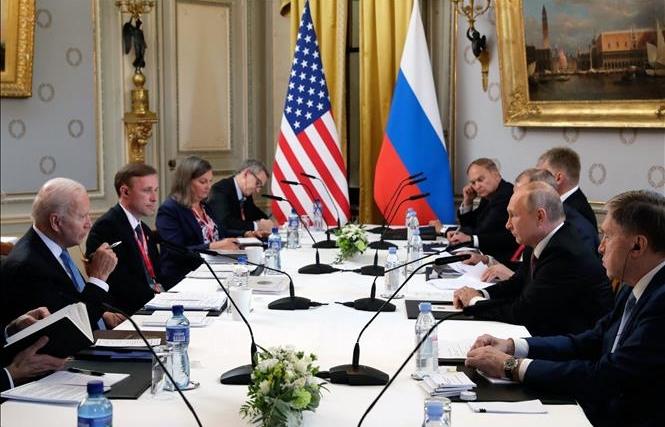 Nga khẳng định vai trò của đối thoại chiến lược với Mỹ