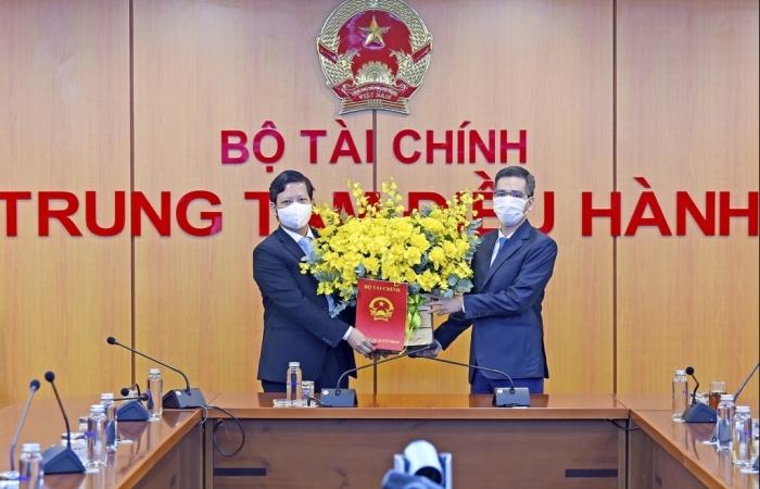 Bổ nhiệm ông Phạm Văn Trường giữ chức Vụ trưởng Vụ Ngân sách Nhà nước