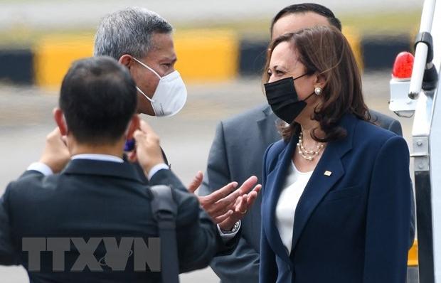 Phó Tổng thống Mỹ bắt đầu chuyến công du châu Á đầu tiên
