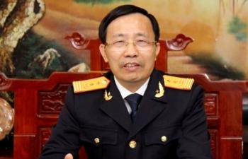 Tổng cục trưởng Tổng cục Hải quan Nguyễn Văn Cẩn: Quyết tâm xây dựng thành công mô hình Hải quan thông minh